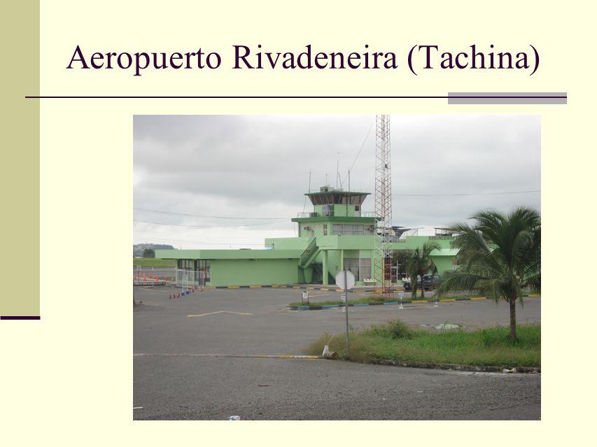 Aeropuerto Rivadeneira (Tachina)