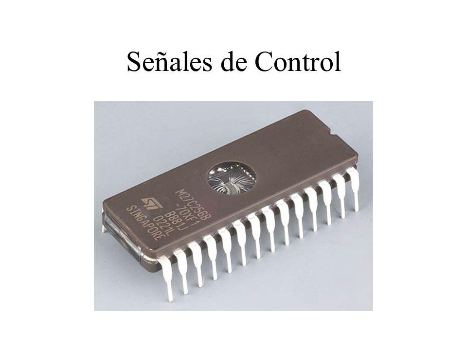 Señales de Control
