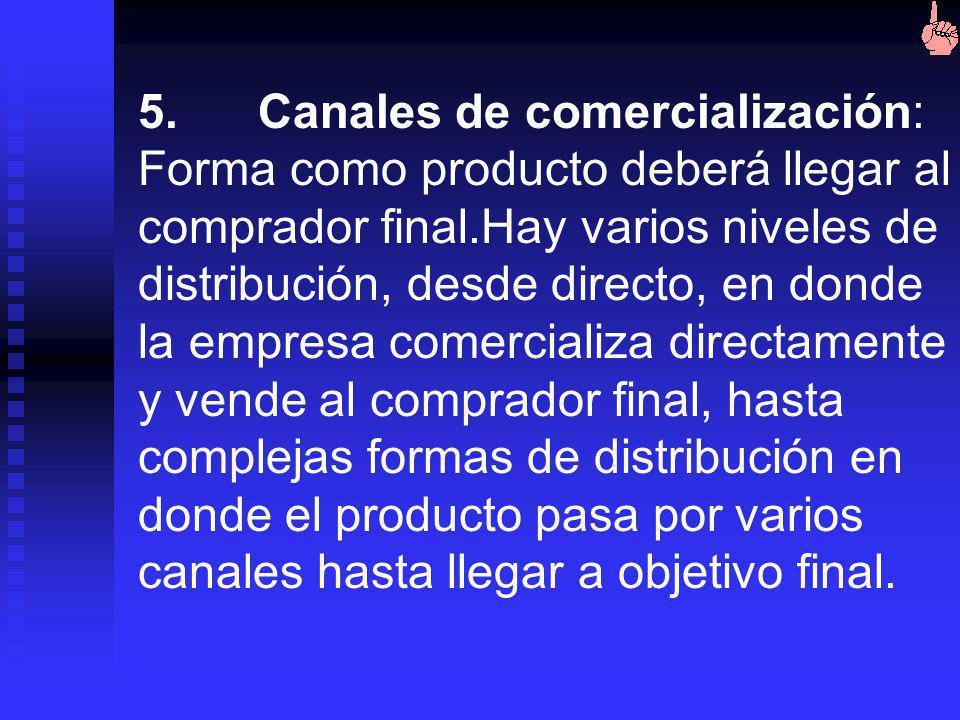 4.Proveedores: Surten al proyecto de insumos necesarios para la elaboración de los productos. A.¿Demanda nueva de insumos puede generar aumento de pre