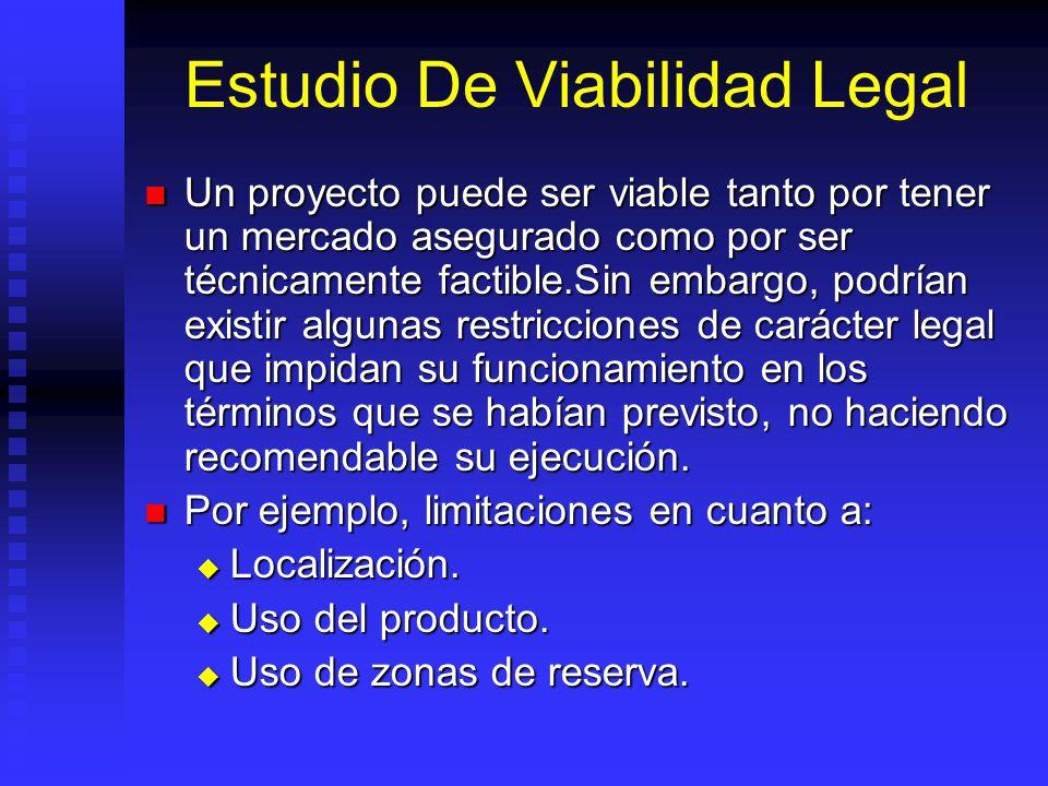 Estudio De Viabilidad Técnica Análisis de operaciones. Análisis de operaciones. Decisión de localización. Decisión de localización. Análisis de Tamaño