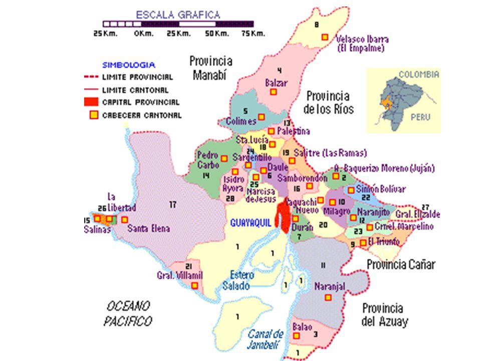 Los estudiantes de los diferentes cantones de la provincia del Guayas no han variado excesivamente en sus respuestas con respecto a los otros cantones, salvo algunas excepciones que indican cierto grado de diferencia en los posibles problemas que aquejan al centro de educación secundaria al cual asisten en su respectivo cantón.