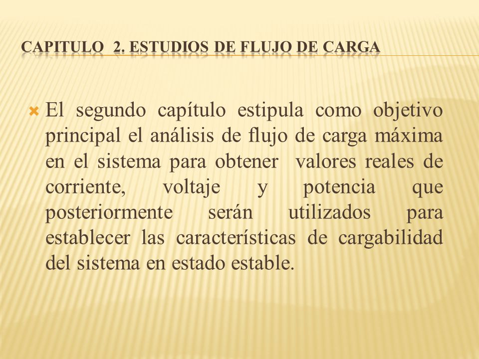 Criterios adoptados para el estudio: Flexibilidad Operacional.
