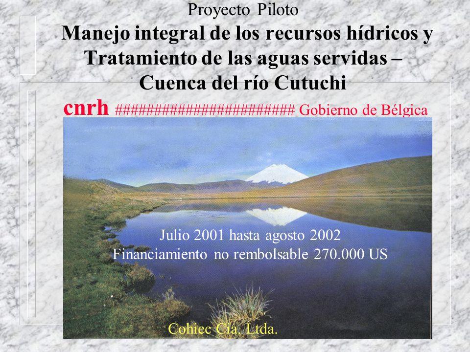 ESQUEMA DE COLECTORES Y PLANTAS DEPURADORAS