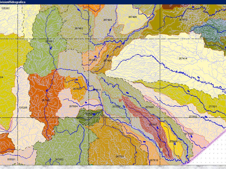 Agua potable: escenarios SP
