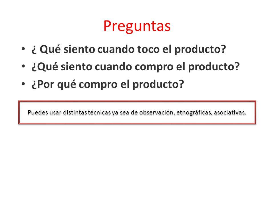 OBSERVACION Observar cómo realiza el pedido el cliente Funte: Consumer Insights Peru Fijarse cómo consume el producto el cliente, sus gestos, su mirada, cómo lo toca