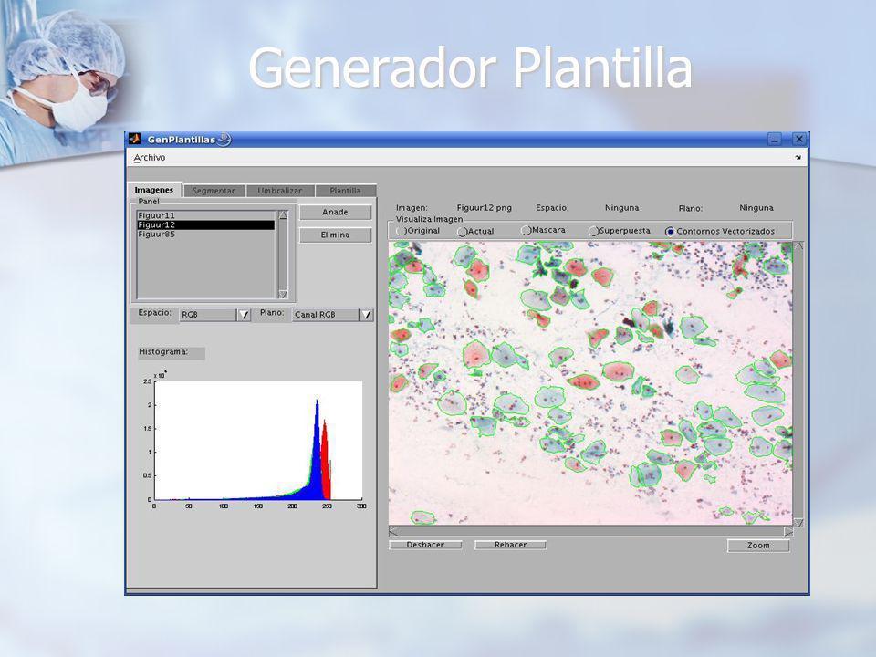 Generador Plantilla