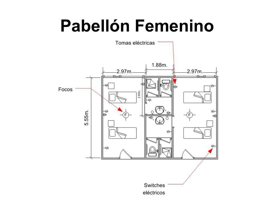 Pabellón Femenino
