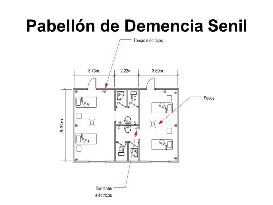 Pabellón de Demencia Senil