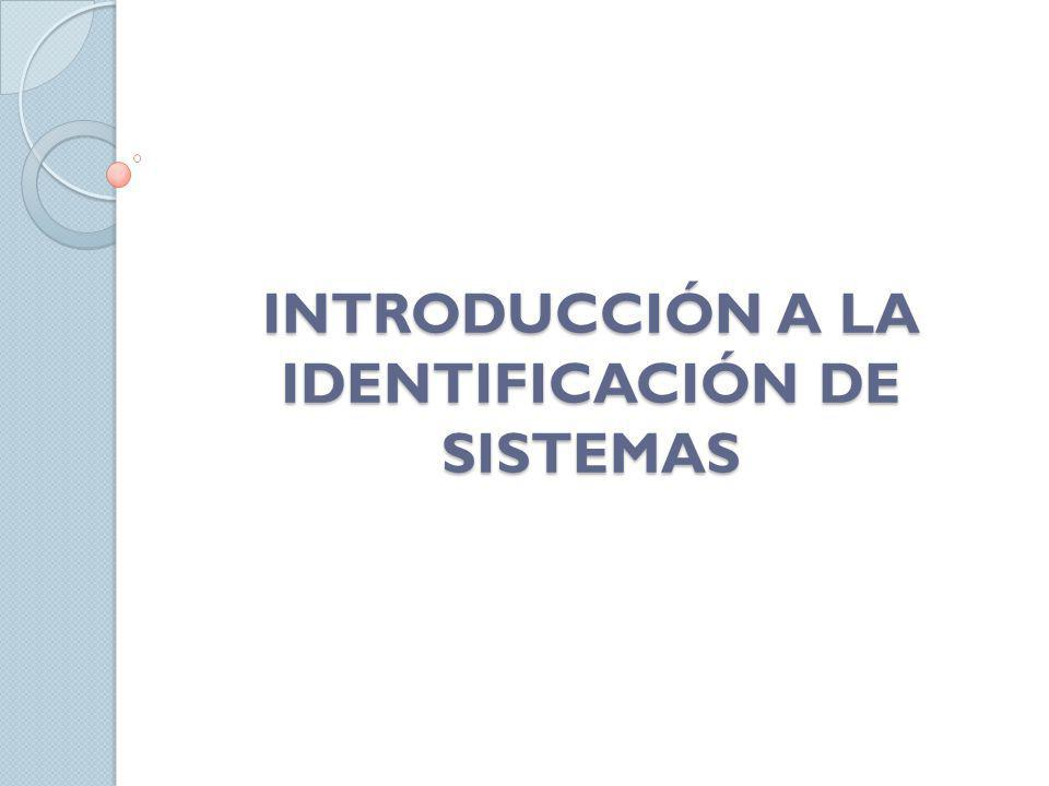 Identificación y diseño del controlador para un sistema de regulación de presión.