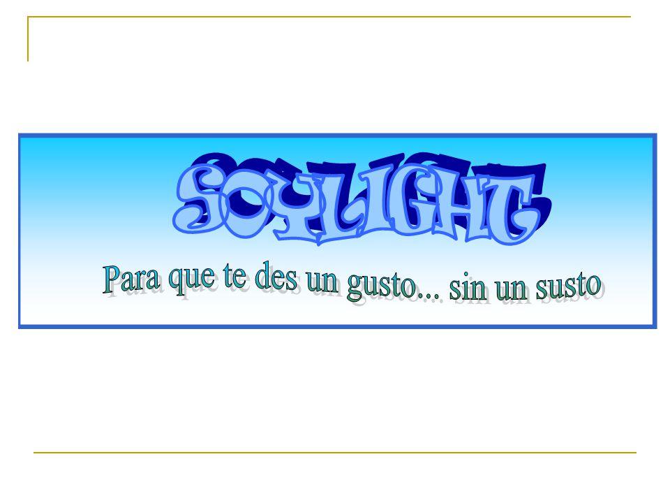 Marketing Mix Producto Logística y distribución Producto SOYLIGHT: soya (SOY) y dietético (LIGHT) SOY DIETETICO.