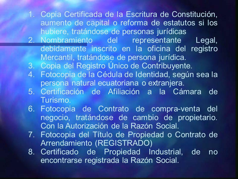 CAPITULO II Desarrollo Turísticos de las Islas. 2.1 Aspectos Legales.