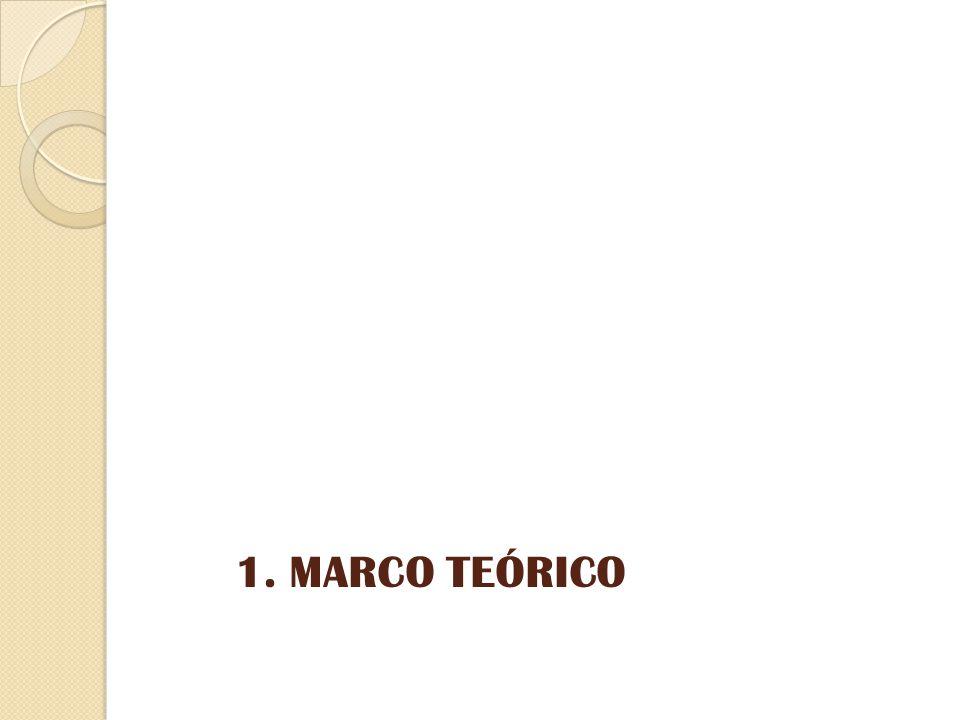 1. MARCO TEÓRICO