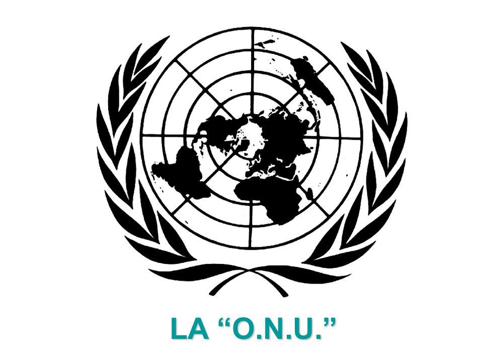 LA O.N.U.