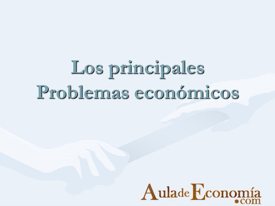 http://www.auladeeconomia.com Contenidos Ciclos económicosCiclos económicos DesempleoDesempleo InflaciónInflación Crecimiento y desarrolloCrecimiento y desarrollo Distribución del ingresoDistribución del ingreso PobrezaPobreza