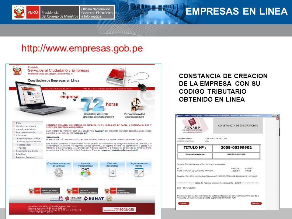 www.peru.gob.pe www.tramites.gob.pe www.ongei.gob.pe Arquitectura de la PIDE DATA CENTER PRINCIPAL DATA CENTER CONTINGENCIA