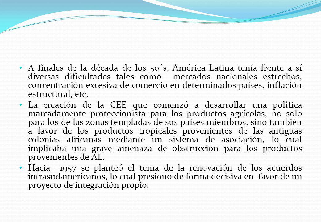 Acuerdo Regional No.4, sobre la Preferencia Arancelaria Regional (PAR).