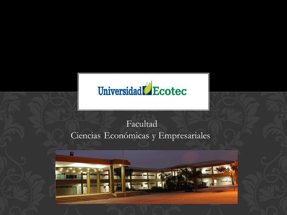 Facultad Ciencias Económicas y Empresariales