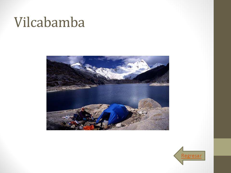 Vilcabamba Regresar