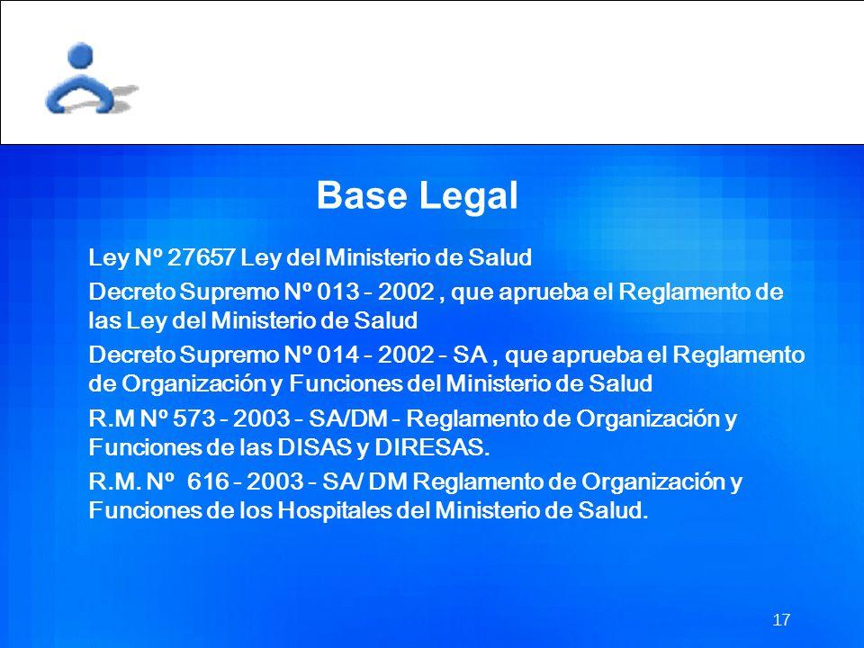 16 Finalidad La finalidad de los comités es que conduzcan el proceso de planeamiento estratégico, desarrollo e integración de los sistemas de informac