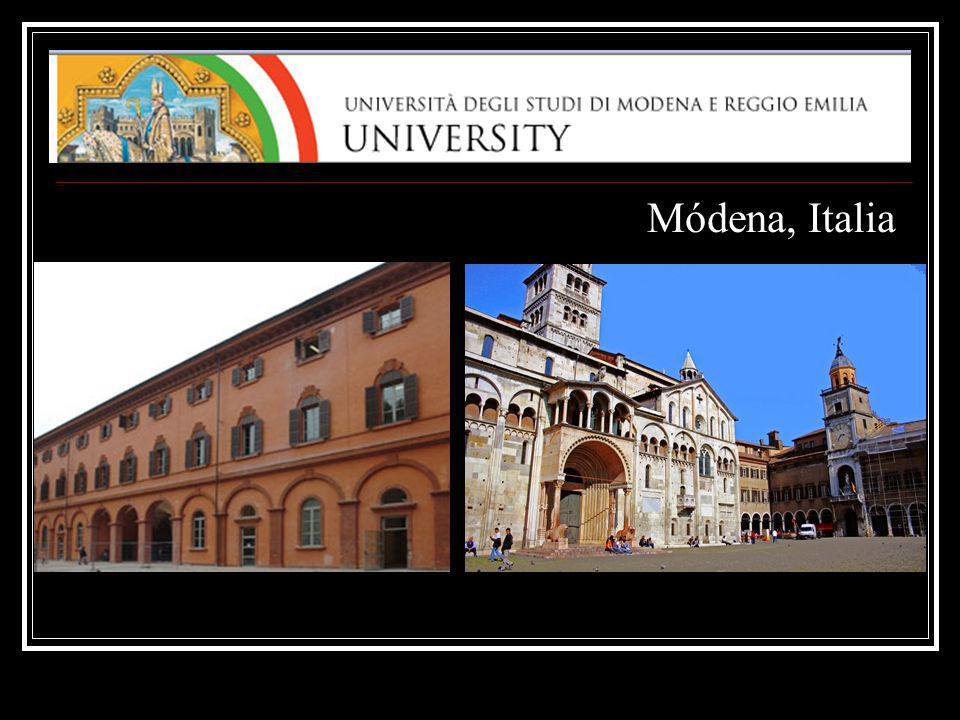Módena, Italia