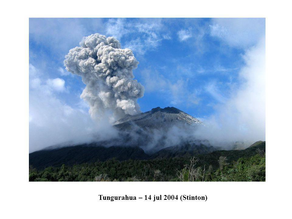 Tungurahua – 14 jul 2004 (Stinton)