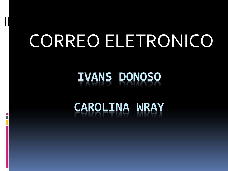 CORREO ELETRONICO