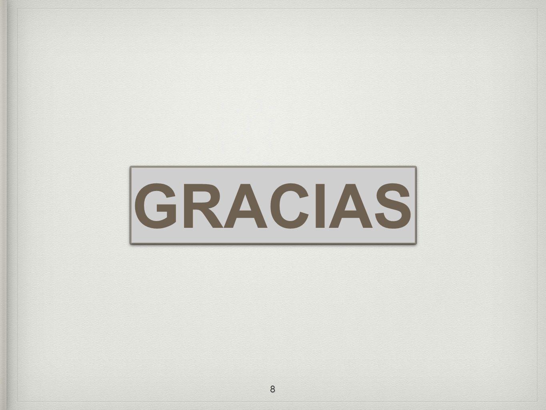 8 GRACIAS