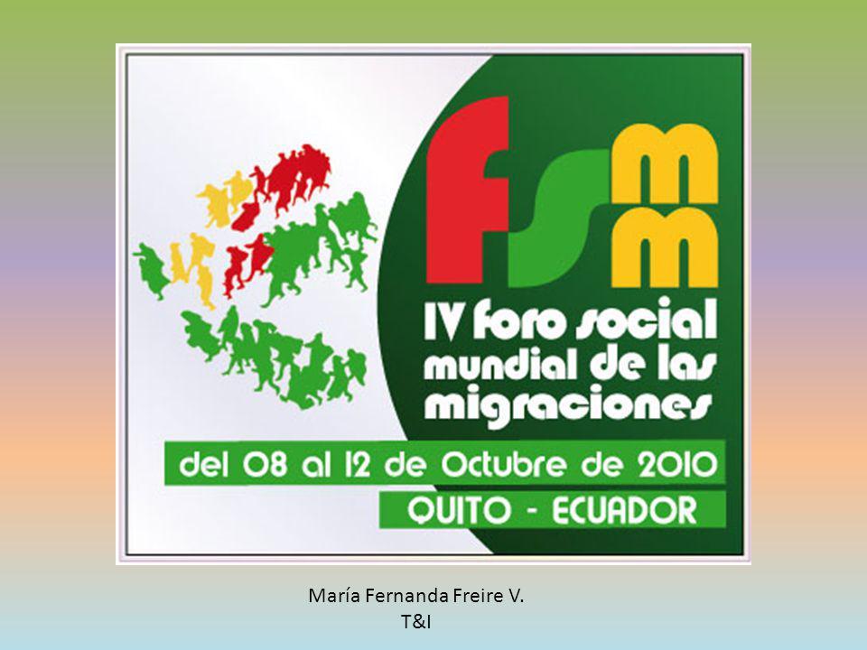 Lunes 11 Declaración de Quito 11 de octubre
