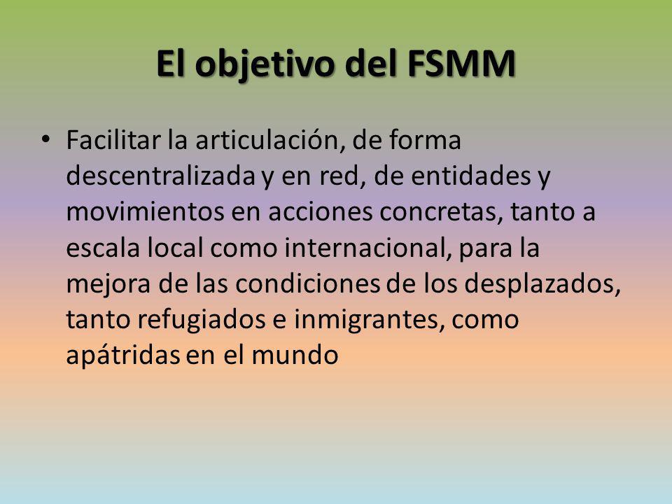 Mi experiencia en el FSMM I N C R E I B L E .