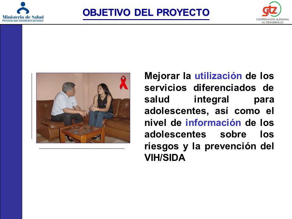 MATRIZ DE EVALUACIÓN DE LOGRO DE INDICADORES DE RESULTADOS Resultado 2: Multisectorialidad Indicadores de Resultados 2003Avance 2003 Indicadores de Resultados Problemas encontrados Hasta finales del 2003 estará implementado un sistema de gestión del conocimiento en los temas de salud del adolescente y prevención de VIH/SIDA.