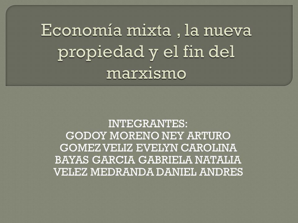 INTEGRANTES: GODOY MORENO NEY ARTURO GOMEZ VELIZ EVELYN CAROLINA BAYAS GARCIA GABRIELA NATALIA VELEZ MEDRANDA DANIEL ANDRES