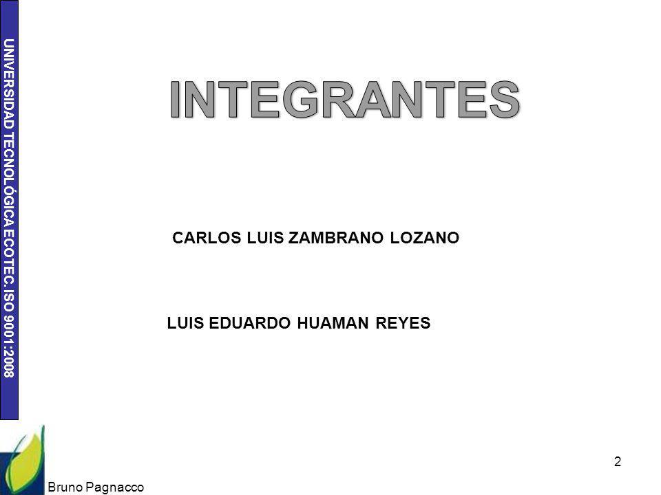 Bruno Pagnacco 2 CARLOS LUIS ZAMBRANO LOZANO LUIS EDUARDO HUAMAN REYES