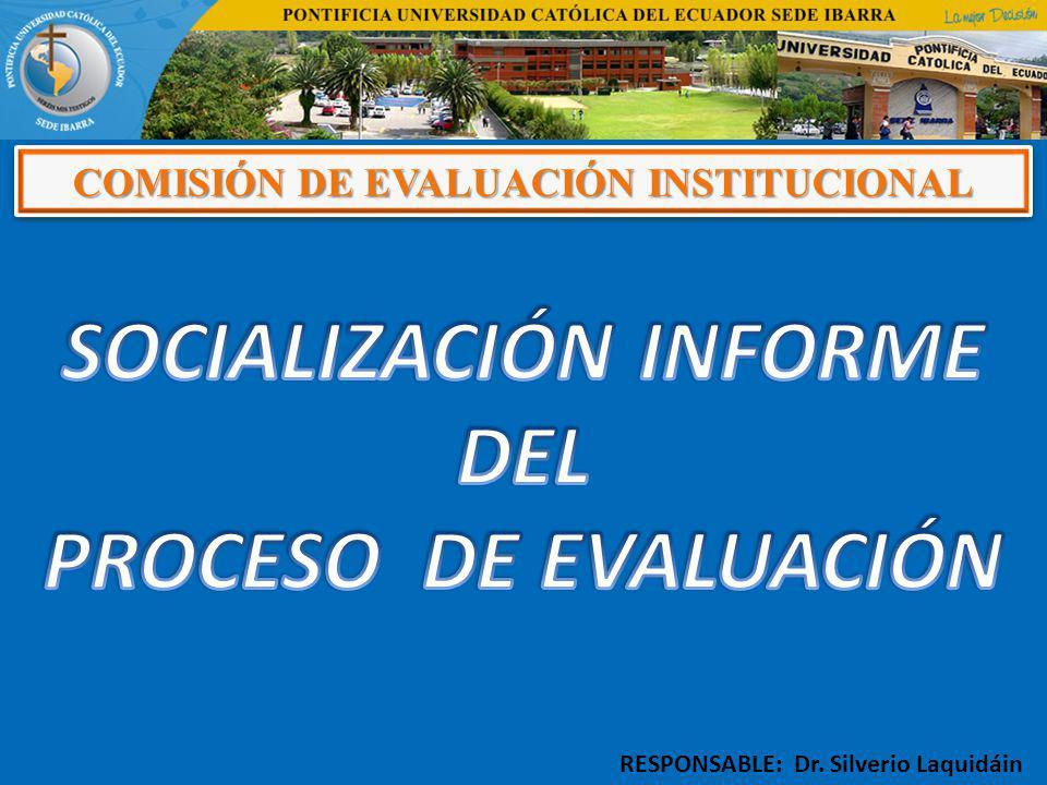 RESPONSABLE: Dr. Silverio Laquidáin