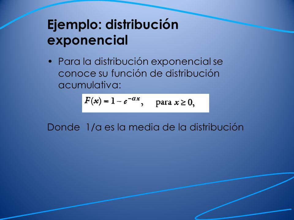 Distribución normal Aplicando el teorema del límite central: La suma de un gran número de variables aleatorias independientes idénticamente distribuidas tiene aproximadamente una distribución normal