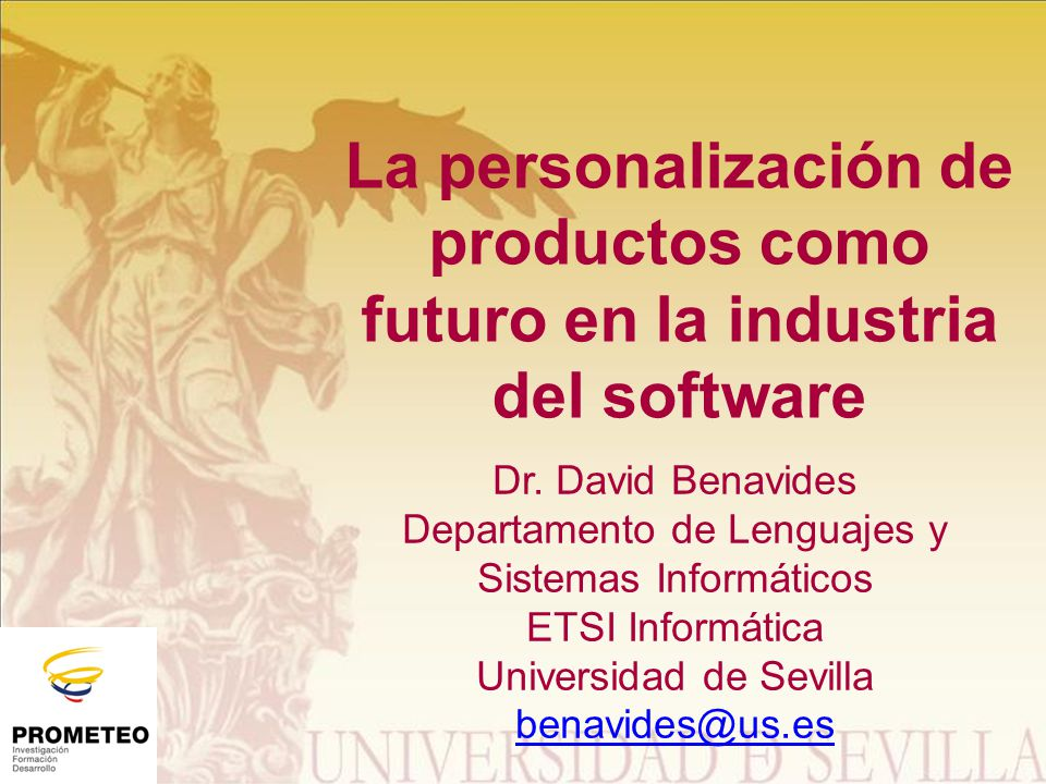 Introduction Software Product Lines Variability Modelling