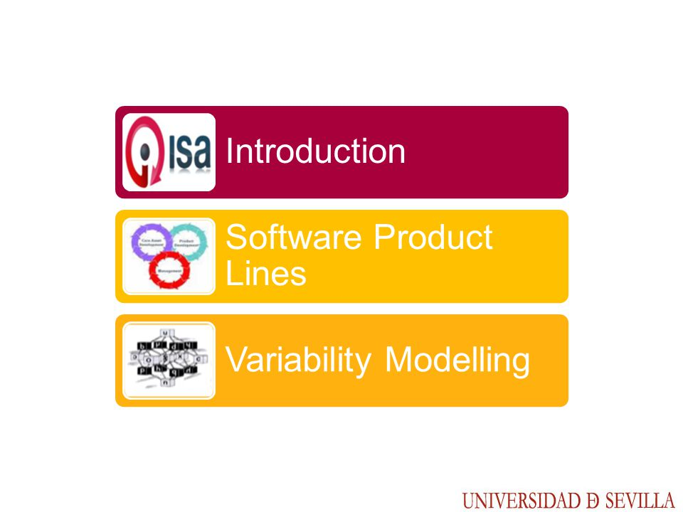 Analysis process Analysis result Operations Variability Model How to automatically analyse variability models Computer-aided, extraction of useful information from feature models [info]