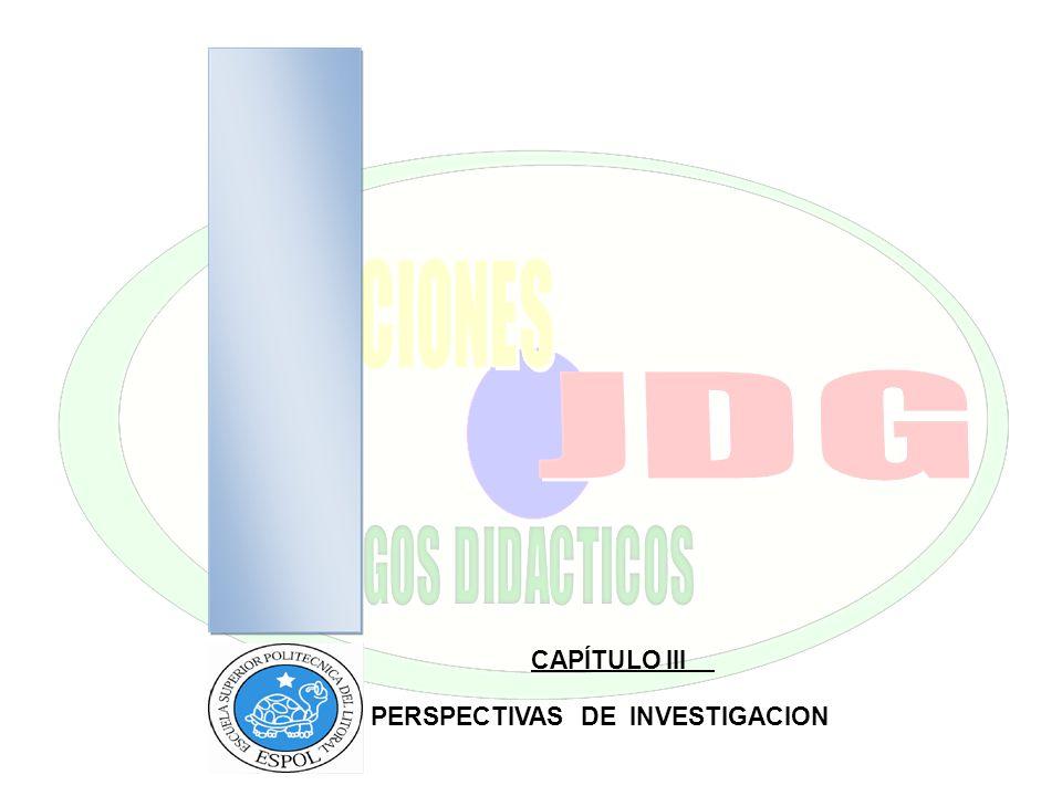 CAPÍTULO III PERSPECTIVAS DE INVESTIGACION No se puede mostrar la imagen en este momento.