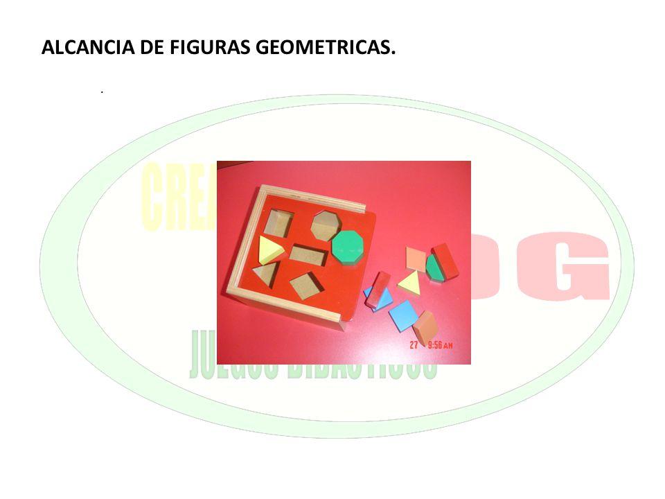 . ALCANCIA DE FIGURAS GEOMETRICAS.