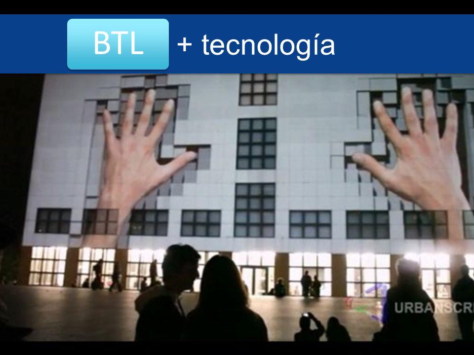 ¿Hacia donde va? + tecnología BTL