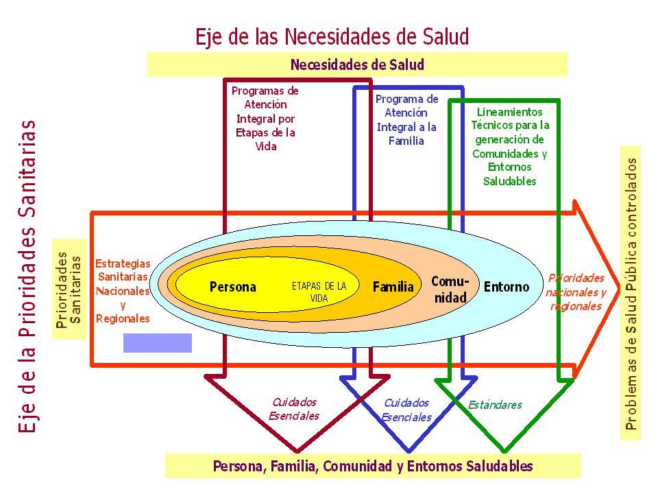 PROMOCION DE LA SALUD Es un proceso que busca desarrollar habilidades personales y generar los mecanismos administrativos, organizativos y políticos que faciliten a las personas y grupos tener mayor control sobre su salud y mejorarla.