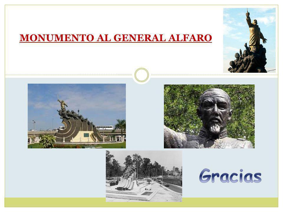 MONUMENTO AL GENERAL ALFARO