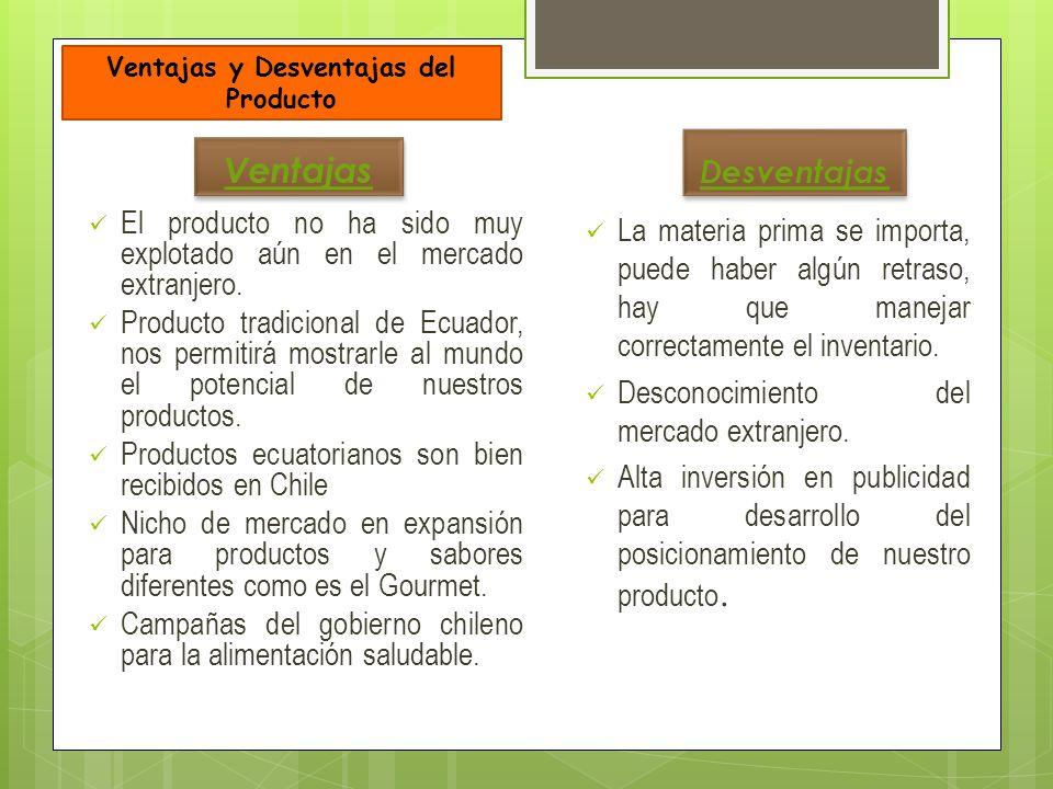 País Meta: Chile Objetivos de la exportación a Chile Determinar la viabilidad del ingreso de la Franquicia a Chile.