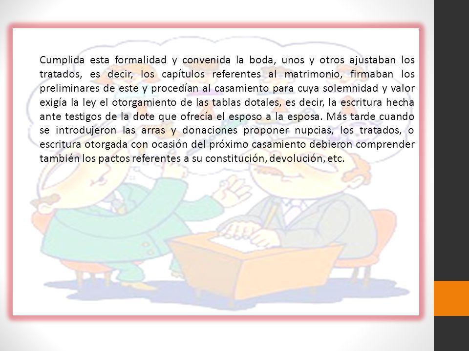 TAMBIEN EN EL CODIGO INTERNACIONAL PRIVADO SANCHEZ DE BUSTAMANTE SE HA PRONUNCIADO ACERCA DE LAS CAPITULACIONES MATRIMONIALES, EN LAS NORMAS QUE SE ESTABLECEN A CONTINUACION: Capítulo III DEL CONTRATO SOBRE BIENES CON OCASION DE MATRIMONIO Art.- 187.- Este contrato se rige por la ley personal común de los contrayentes y en su defecto por la del primer domicilio matrimonial.