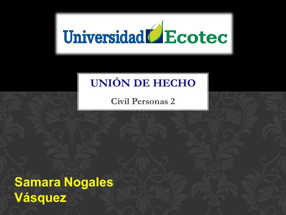 Civil Personas 2 Samara Nogales Vásquez