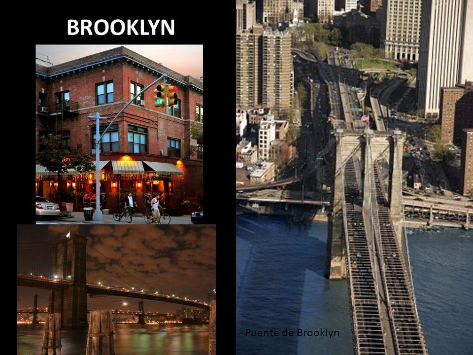 BROOKLYN Puente de Brooklyn