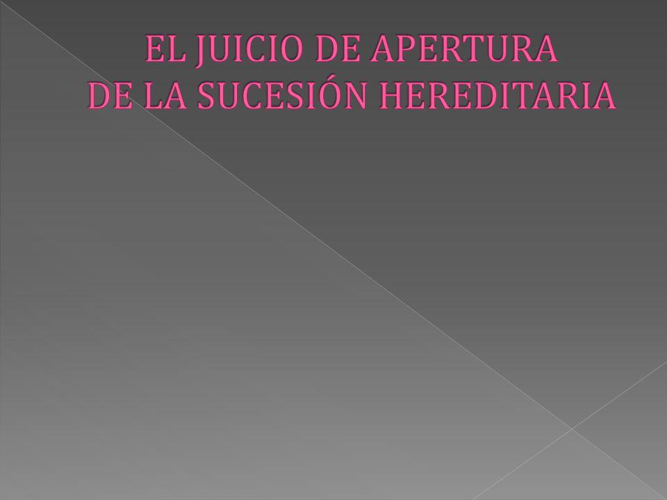Realizar la constatación de los bienes muebles y papeles de la sucesión mediante la fijación de sellos, conforme el Art.