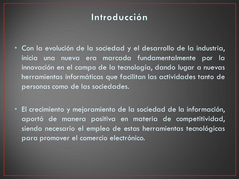 Con la evolución de la sociedad y el desarrollo de la industria, inicia una nueva era marcada fundamentalmente por la innovación en el campo de la tec