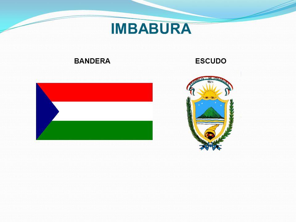 IMBABURA BANDERAESCUDO