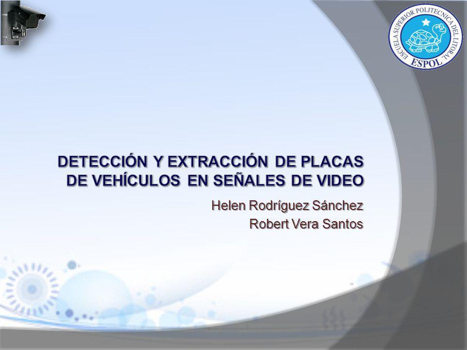 Helen Rodríguez Sánchez Robert Vera Santos
