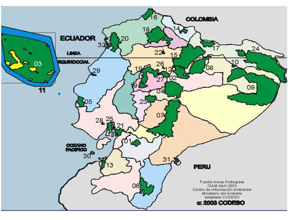 Coloque en el mapa cinco humedales de Importancia Internacional que están dentro del Sistema Nacional de Áreas Protegidas.